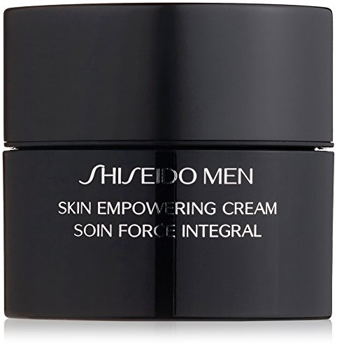 Moisturizing Emulsion - Shiseido Men Skin Empowering Cream for Men, 1.7 Ounce