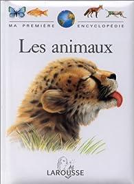 Ma première encyclopédie : les animaux par Michael Chinery