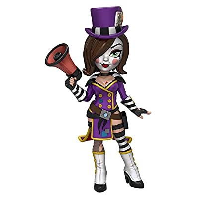 Funko Rock Candy: Borderlands Mad Moxxi Toy Figures: Artist Not Provided: Toys & Games