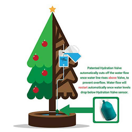 Tree Care Watering Automated Christmas Waterer Smart System