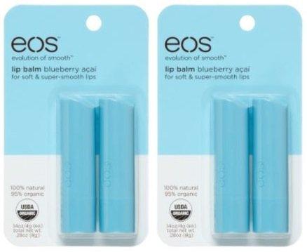 Flavors Of Eos Lip Balm - 8