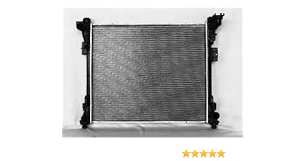 Amazon.com: NEW RADIATOR ASSEMBLY FITS DODGE 08 GRAND CARAVAN 3.3L 3.8L 4.0L 3301CC 3952CC 2678 4677755AE 3416 2678 REA41-13062A 2844: Automotive