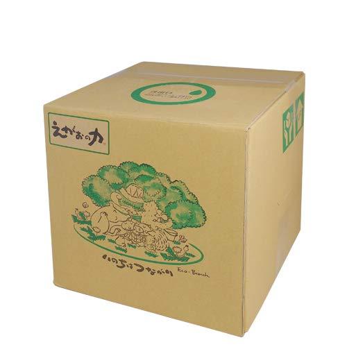 濃縮自然派洗剤 お徳用「えがおの力(旧松の力)」10L B07TDWKX9B