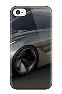 High Quality ZdmYeEQ1268cHXdF Nissan Concept Tpu Case For Iphone 4/4s