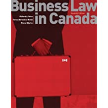 Business Law in Canada (7th Edition)