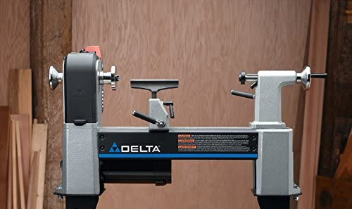 Delta Industrial 46-460 12-1/2-Inch Variable-Speed Midi Best Wood Lathe Review