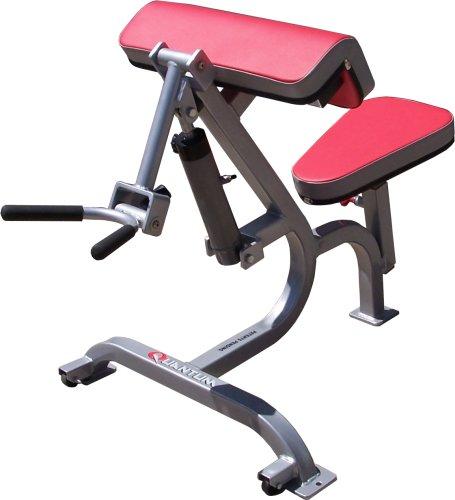 Quantum Fitness Quick Circuit Hydraulic Arm Curl/Triceps Pressdown