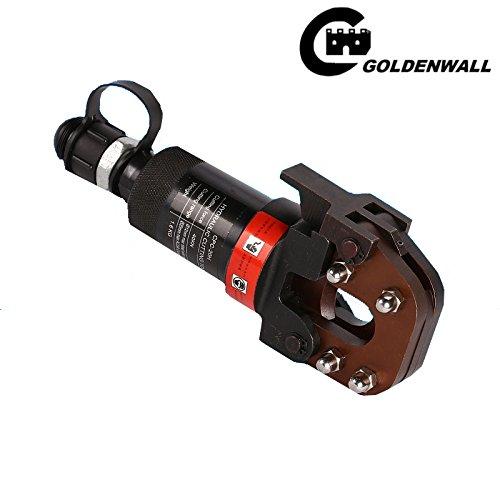 CGOLDENWALL CPC-20H 油圧式 銅とアルミケーブル 外装ケーブルカッター 切断能力Φ20㎜ B0779QBSY9 CPC-20H