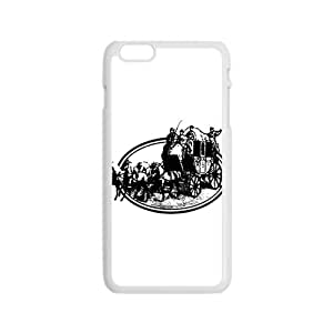 SANLSI Coach design fashion cell phone case for iPhone 6