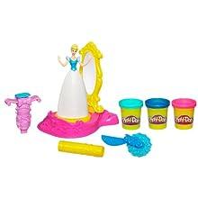 Play-Doh Disney Princess Spin & Style Cinderella Set