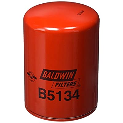 Baldwin B5134 Coolant Spin-On Filter without Chemicals (Pack of 2): Automotive