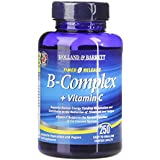 Holland & Barrett Vitamin B Complex plus Vitamin C Timed Release 2Caplets, 250 count