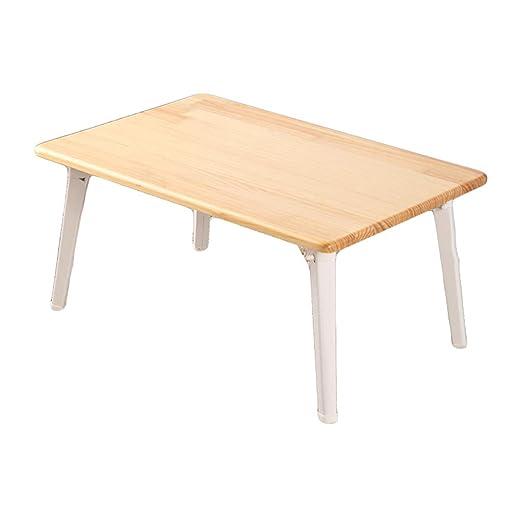 mesa plegable Escritorio de la computadora Cama Simple Dormitorio ...