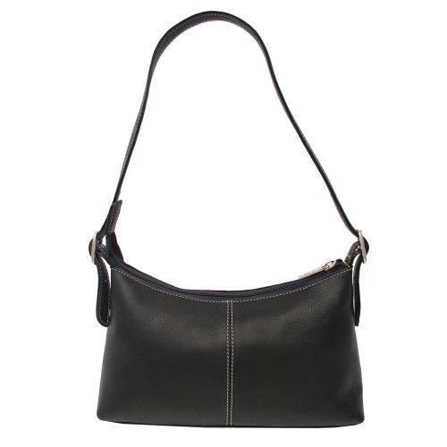 piel-leather-shoulder-mini-black-one-size