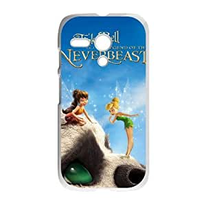 Motorola G White phone case TinkerBell Disney Fairies JGP5002489