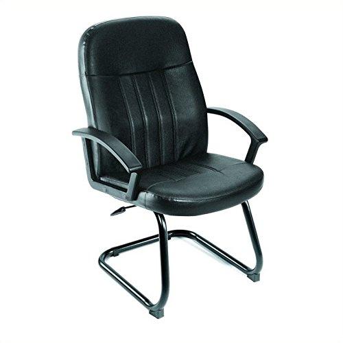 Scranton & Co Contemporary Cantilever Base Guest Chair by Scranton & Co