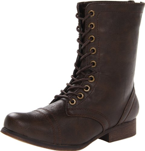 Madden Jente Kvinners Gavinn Boot Brown Paris