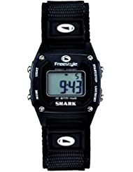 Freestyle USA Shark Classic Mid Nylon Watch Midnight Black, One Size