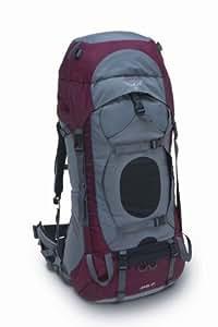 Osprey Ariel 65  Backpack (Guava Red,Medium)