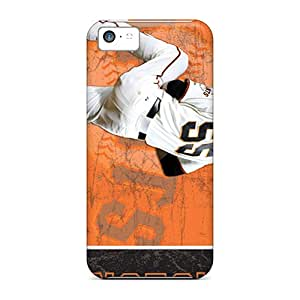 PEy20250aXsK Anti-scratch Cases Covers Goodfashions2001 Protective San Francisco Giants Cases For Iphone 5c Black Friday