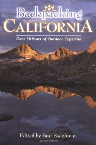Download Backpacking California PDF