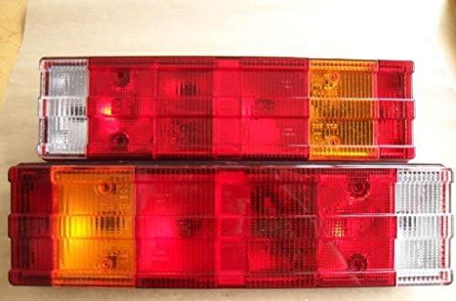 A1 2 X RÜcklicht RÜckleuchte Heckleuchte Lkw AnhÄnger 24v Siebenkammer Auto