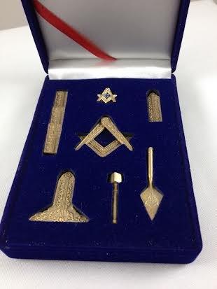 desertcart Oman: Dean And Associates Masonic Aprons Supplies   Buy