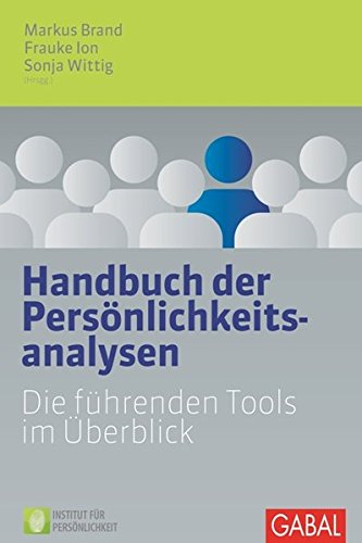 Handbuch Der Persönlichkeitsanalysen  Die Führenden Tools Im Überblick  Dein Business