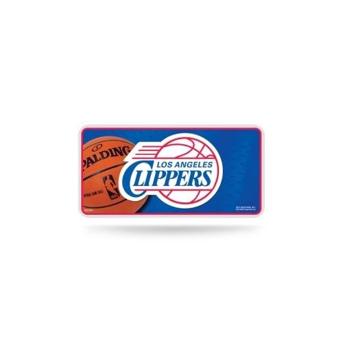 NBA Los Angeles Clippers Metal License Plate ()