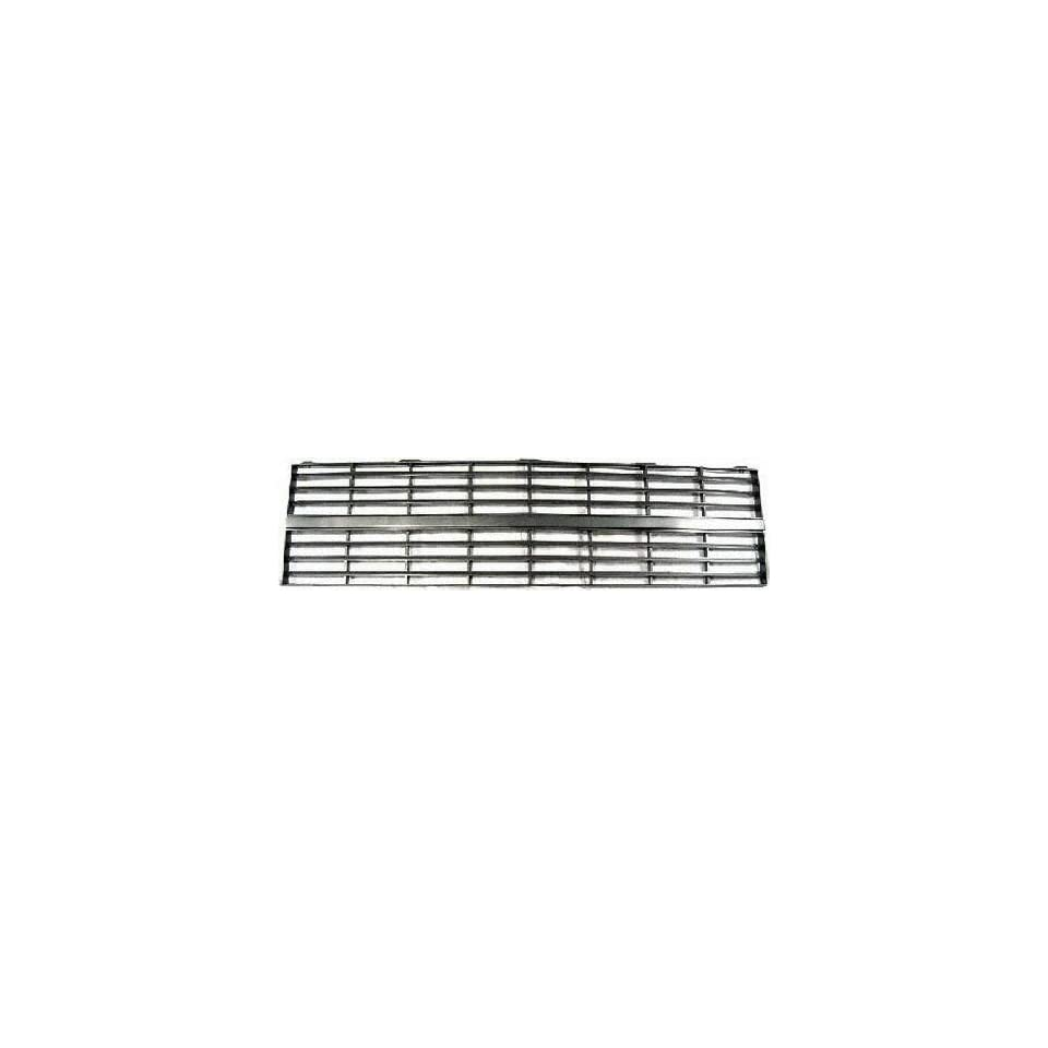 83 84 CHEVY CHEVROLET FULL SIZE PICKUP fullsize GRILLE TRUCK, Without Molding, Painted (1983 83 1984 84) 6720 14043877