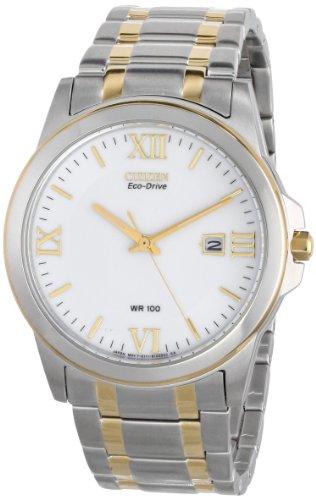 Citizen BM7264 51A Eco Drive Two Tone Watch
