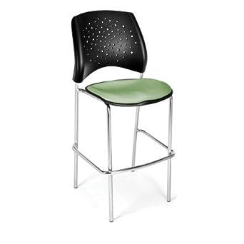 Sage Green OFM Stars Caf/é Chair