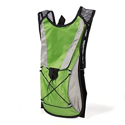 Outdoor Bike Bicycle Cycling Nylon Backpack Water Bag(Color Random)