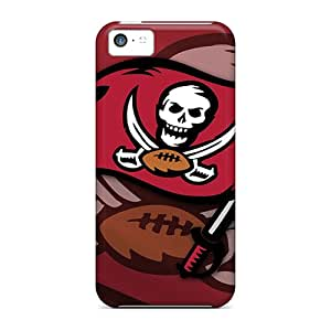 Shockproof Scratche-proof Hard-case, Tampa Bay Buccaneers, Covers For Iphone 5c