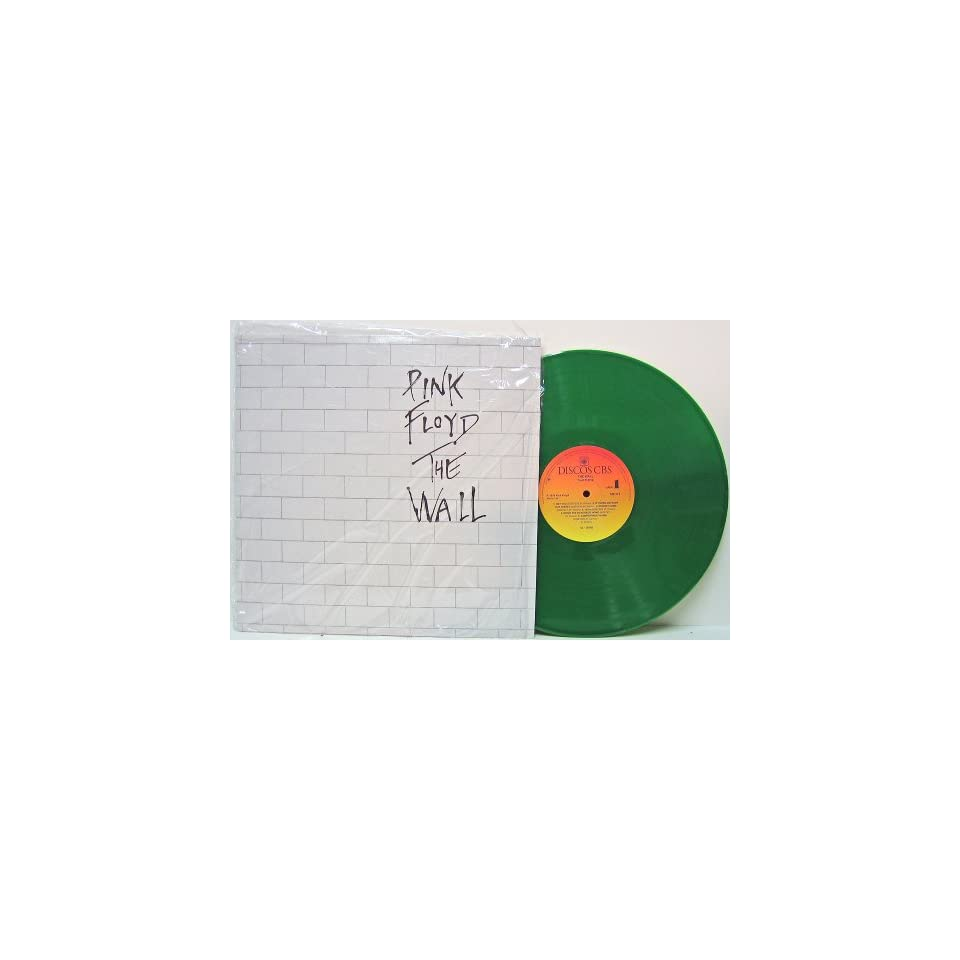 Pink Floyd  The Wall  (RED vinyl) [Double LP, Import