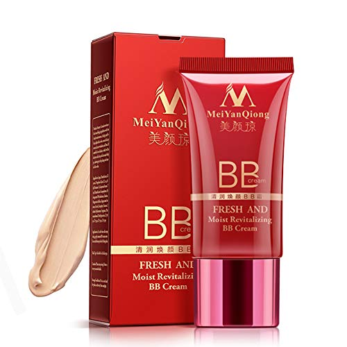 BB Cream By Maserfaliw,Women Cover BB Cream Matte UV Protection Concealer Blemish Balm Base Cosmetic (Concealer Stick Cover Maybelline Ivory)