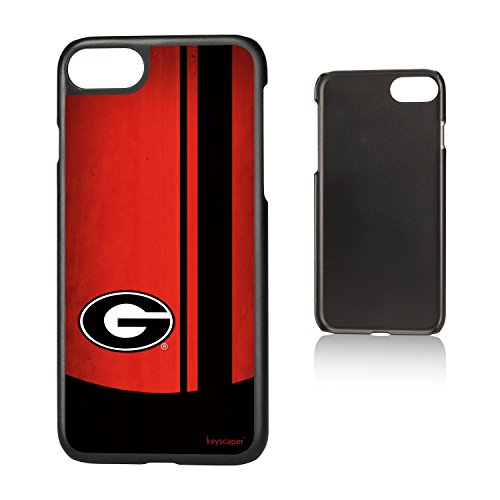 Georgia Bulldogs Cell Phone Cover - Keyscaper Georgia Bulldogs Slim Case for the iPhone 6/6S/7/8 NCAA