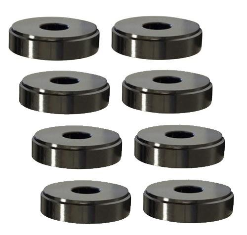 Torque Solution Shifter Base Bushing Kit: Mazdaspeed 3 2010+ By Jm Auto Racing (Ts-Bb-018)