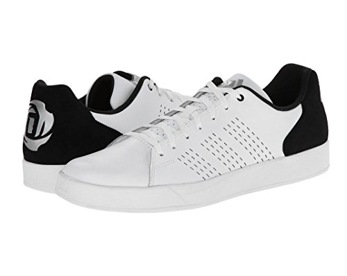 Scarpa Da Basket Uomo Adidas D Rose Lakeshore Bianca-argento-nera