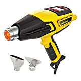 Wagner 0503070 FURNO 700 Digital Heat Gun, Temperature Setting Ranging 125ᵒF to 1300ᵒF soften paint, caulking, adhesive, putty for removal, shrink wrap, bend plastic pipes