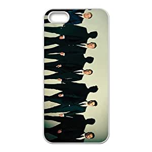 The Backstreet Boys Cell Phone Case for Iphone 5s