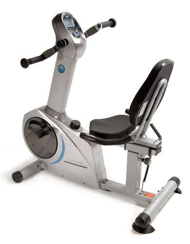 elite total recumbent bike