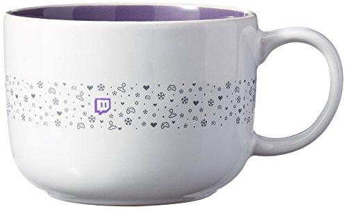 Glitch Oversized Mug
