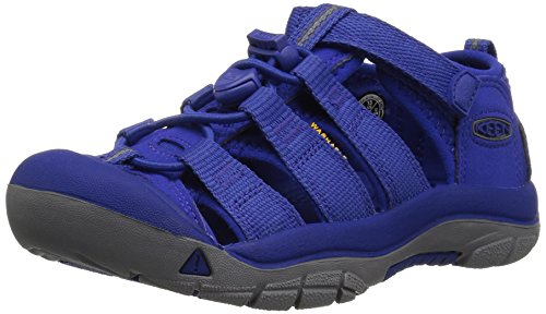 KEEN Big Kid (8-12 Years) Newport H2 Surf the Web Sandal - 1 M US Big Kid (Best Waterproof Hiking Sandals)