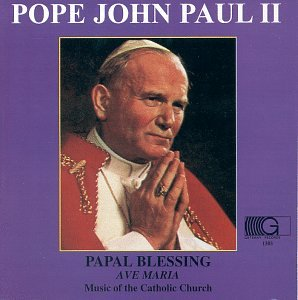 Papal Blessing by Gateway Records