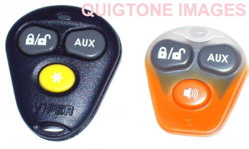 Directed Electronics 473V Viper 3-button Replacement Remote Directed Electronics Inc