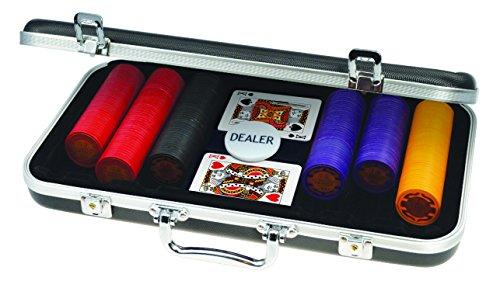 Floating Dragon 300 Poker Set by Merchant Ambassador