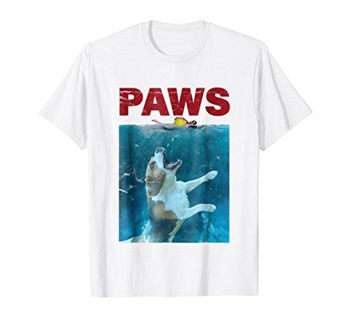 PAWS Shirt | Beagle TShirt | Funny Beagle Shirt