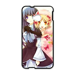 When They Cry HTC One M7 Cell Phone Case Black A9538339