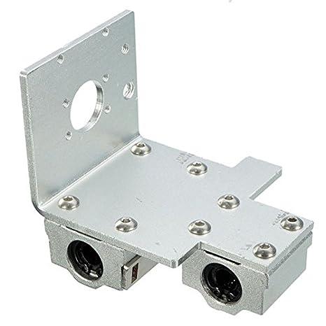 ILS - Eje X Long/Short Distancia Cabezal impresión Aluminio Base ...